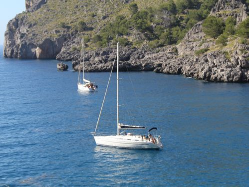 Sailboat Dufour 405 (2011)