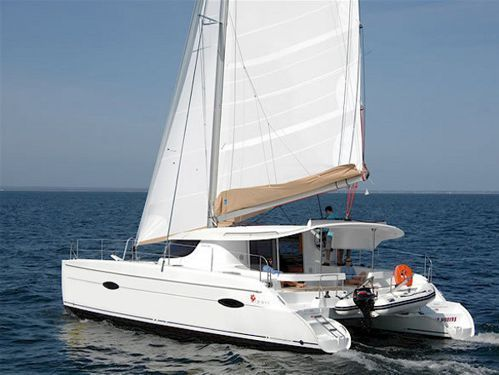 Catamaran Fountaine Pajot Lipari 41 (2012)