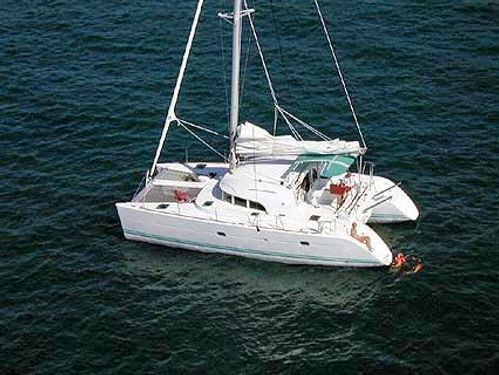 Catamaran Lagoon 380 (2008)
