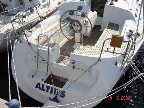 Segelboot Jeanneau Sun Odyssey 37 (2003)