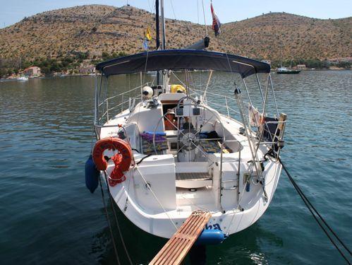 Segelboot Elan 333 (2002)