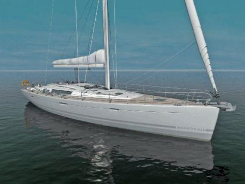 Sailboat Beneteau Oceanis 54 (2012)