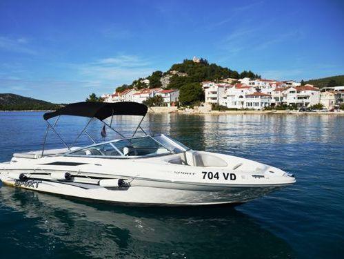 Sportboot Sea Ray 205 (2008)