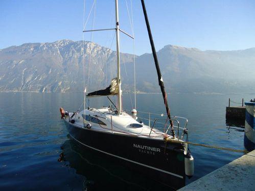 Sailboat Nautiner Nautiner 30S Race (2011)