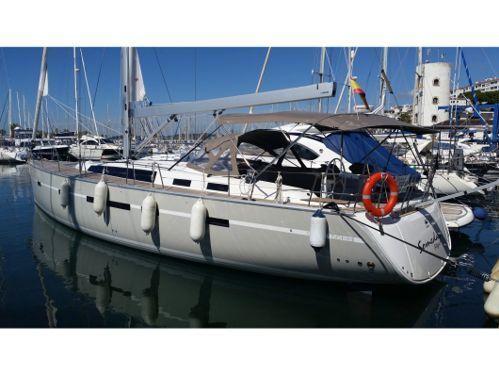 Segelboot Bavaria 56 (2015)
