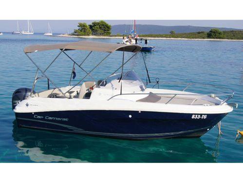 Speedboat Jeanneau Cap Camarat 5.5 WA (2015)