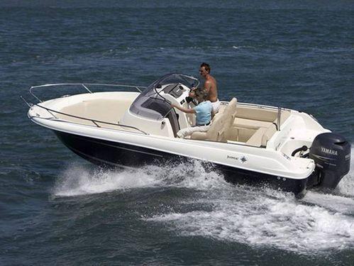 Speedboat Jeanneau Cap Camarat 6.5 WA (2013)