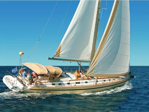 Segelboot Ocean Star 56.1 (2008)