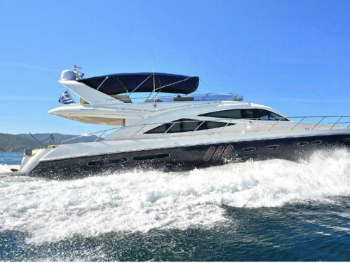 Motorboat Sealine T 60 (2009)