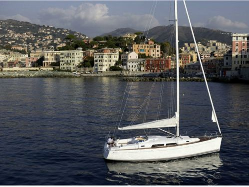 Segelboot Hanse 400 (2006)