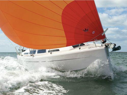 Sailboat Hanse 345 (2014)