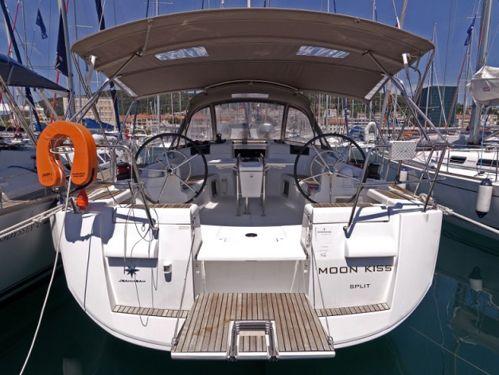 Segelboot Jeanneau Sun Odyssey 439 (2013)