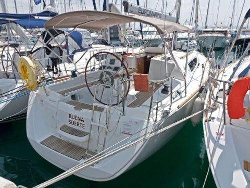 Segelboot Jeanneau Sun Odyssey 33 i (2011)