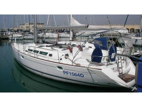 Sailboat Jeanneau Sun Odyssey 45 Performance (2007)