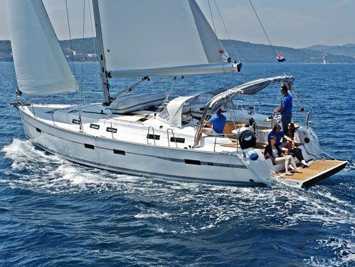 Zeilboot Bavaria Cruiser 50 (2011)