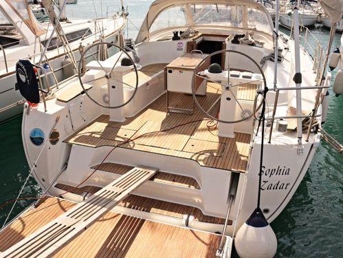 Zeilboot Bavaria Cruiser 45 (2012)