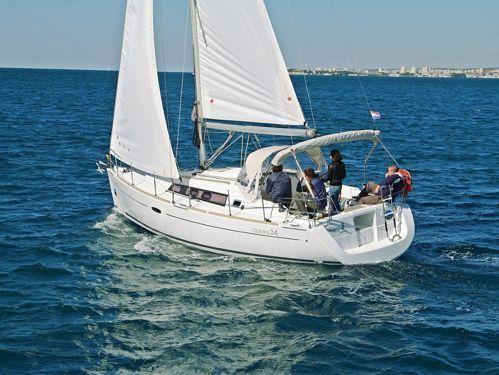 Zeilboot Beneteau Oceanis 34 (2009)