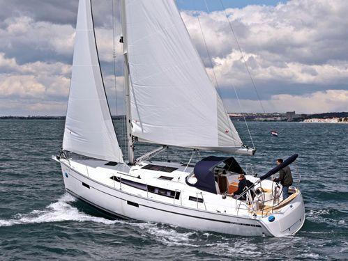 Zeilboot Bavaria Cruiser 37 (2014)