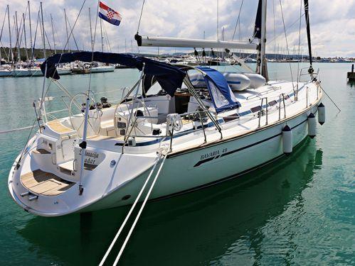 Zeilboot Bavaria 49 (2004)