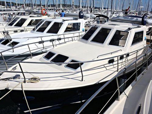 Motorboot Sas Vektor Adria 1002 (2012)