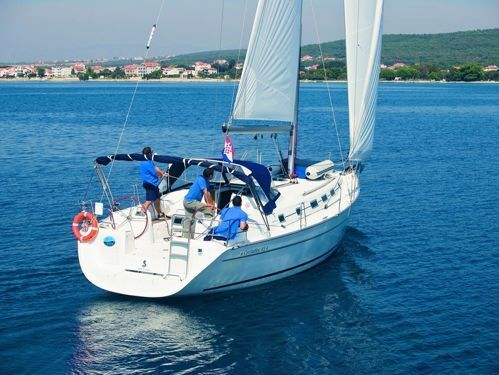 Sailboat Beneteau Cyclades 43.4 (2008)