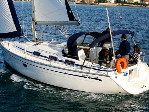 Segelboot Bavaria Cruiser 33 (2006)