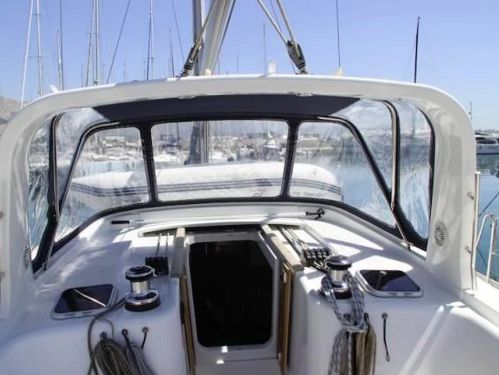 Sailboat Beneteau Oceanis 50 (2011)