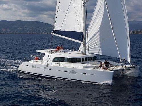 Catamarán Lagoon 500 (2007)