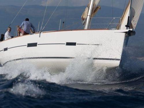 Sailboat Dufour 460 (2016)