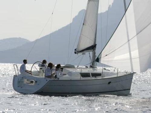 Segelboot Jeanneau Sun Odyssey 32 i (2009)