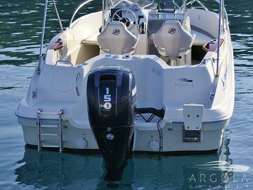 Speedboat Quicksilver Commander 635 (2012)