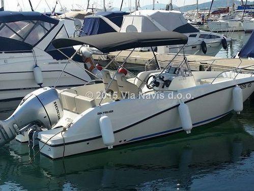 Sportboot Quicksilver Activ 675 Open (2015)