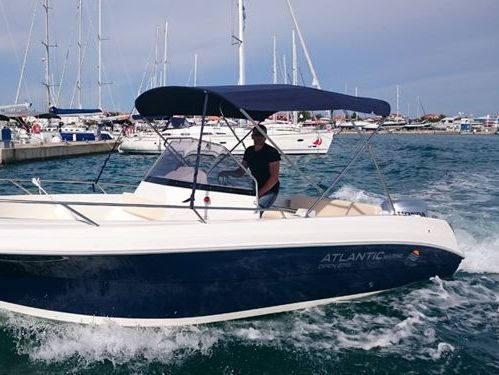 Sportboot Atlantic Marine 670 Open (2015)