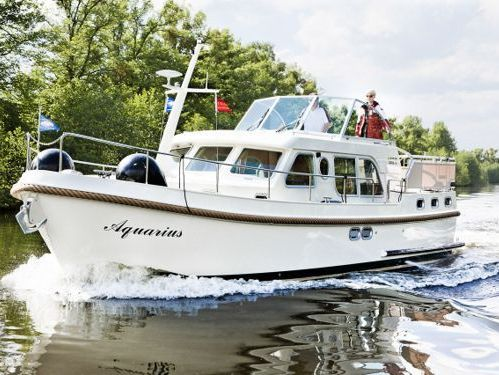 Hausboot Linssen Grand Sturdy 36.9 AC (2011)