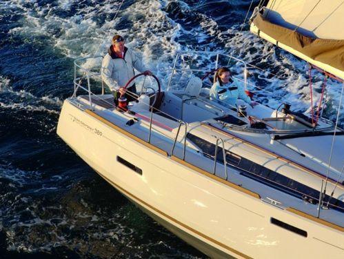 Zeilboot Jeanneau Sun Odyssey 389 (2016)