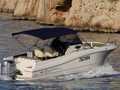 Sportboot Atlantic Marine 750 Open (2016)