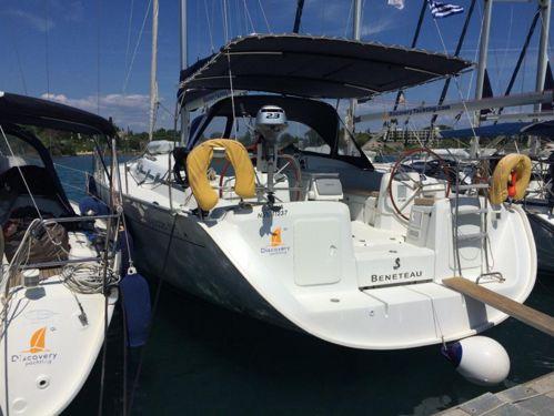 Zeilboot Beneteau Cyclades 50.5 (2010)