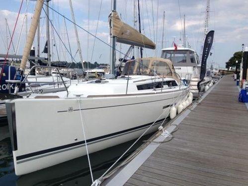 Zeilboot Dufour 382 (2015)