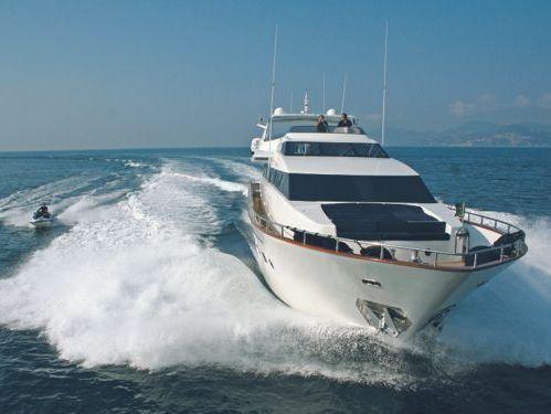 Motor boat Falcon 100 (2000)