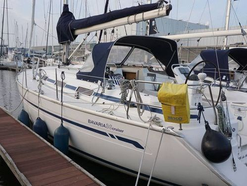 Segelboot Bavaria Cruiser 36 (2006)