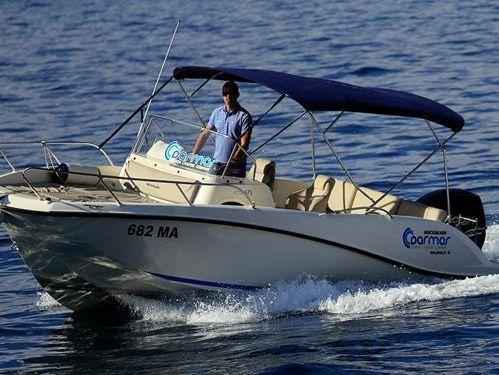 Sportboot Quicksilver Activ 675 SD (2014)
