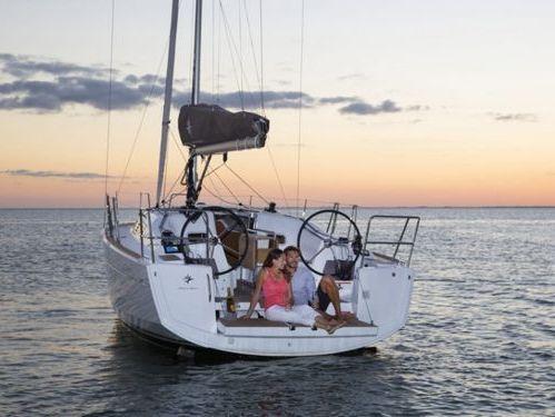 Segelboot Jeanneau Sun Odyssey 349 (2016)