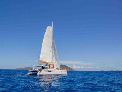 Catamaran Fountaine Pajot Helia 44 (2013)