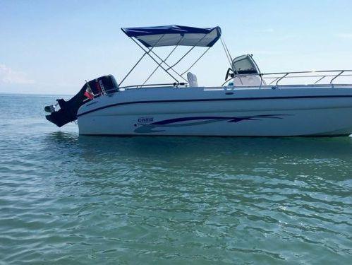 Speedboat Ranieri Voyager (2009)