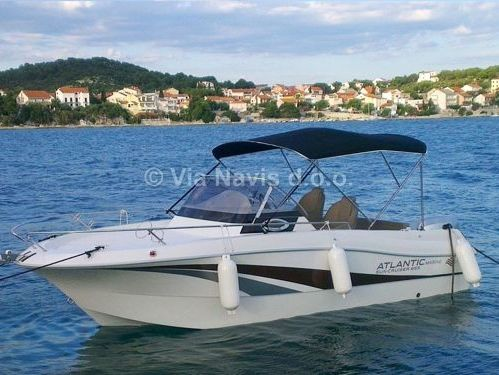 Motorboot Atlantic Marine 655 Sun Cruiser (2013)