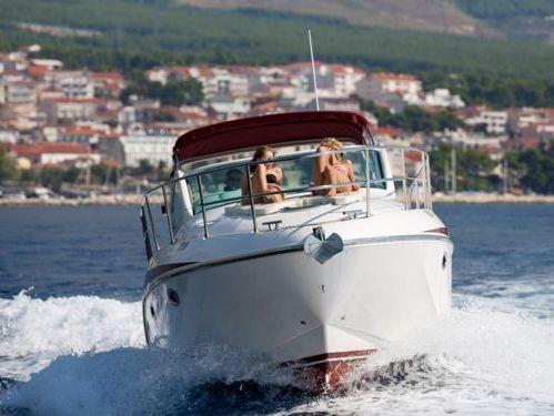 Motorboot Pearlsea 33 (2016)