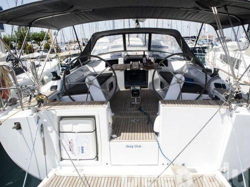 Segelboot Hanse 415 (2017)