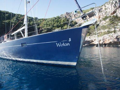 Sailboat Beneteau Oceanis Clipper 473 (2003)