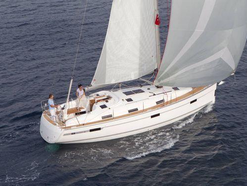 Segelboot Bavaria Cruiser 36 (2014)
