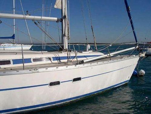 Sailboat Bavaria 350 (1996)